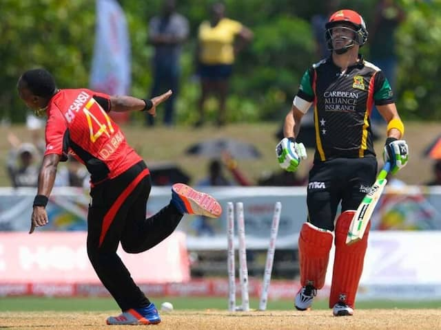 CPL 2020: Dwayne Bravo Scripts History, Becomes First Bowler To Take 500 T20 Wickets