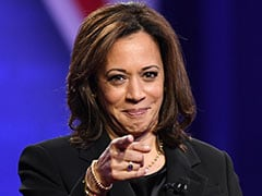 """Don't Complain"": Kamala Harris Says Her Mother's Advice Drives Her Daily"