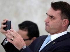 Eldest Son Of Brazilian President Tests Positive For Coronavirus