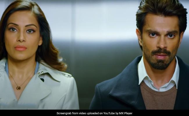 Bipasha Basu Vs Karan Singh Grover In Dangerous. Trailer Out Now