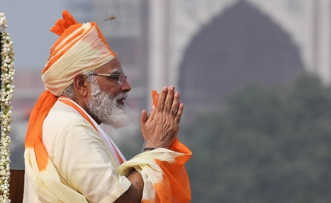 On Independence Day, PM Modi Announces Plans For Environmental Protection