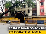 Video : 18 Maharashtra Jails Report Zero Covid Cases, Prisoners To Donate Plasma
