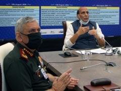 Defence Minister Inaugurates Hindustan Aeronautics Skill Centre In Karnataka