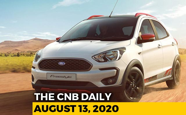 Video : Alto 40 Lakh Sales, Ford Freestyle Flair, SC BS4 Vehicles Registration