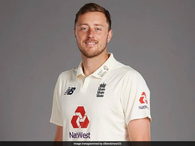 Uncapped Pacer Ollie Robinson Replaces Ben Stokes In England Squad For 2nd Pakistan Test
