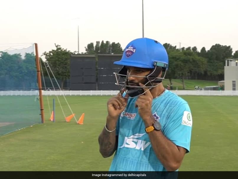 """""""People Have To Be Mentally Strong"""": Shikhar Dhawan On Living In Bio-Bubble"""