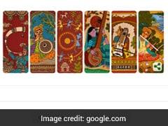 বৈচিত্রের মধ্যে ঐক্য বার্তা দিয়ে স্বাধীনতা দিবসে গুগল ডুডল