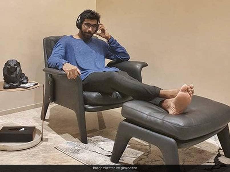 """""""Calm Before The Storm"""": Mumbai Indians Jasprit Bumrah Ready For IPL 2020"""