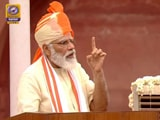 "Video : ""Self-Reliant Farmer"" Focus Of Self-Reliant India, Says PM On Independence Day"