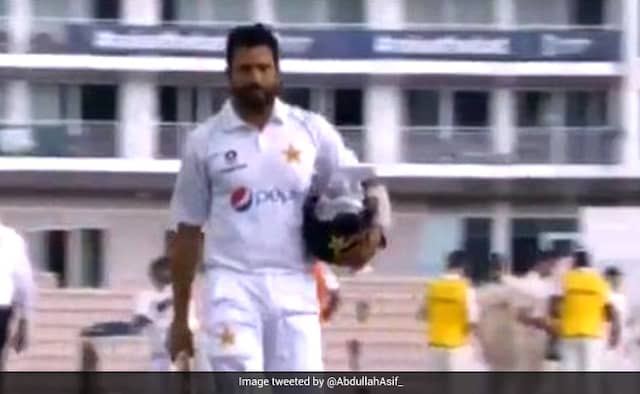ENGvPAK 2nd test Watch video of pakistani captain Azhar Ali edged & caught in the 2nd test