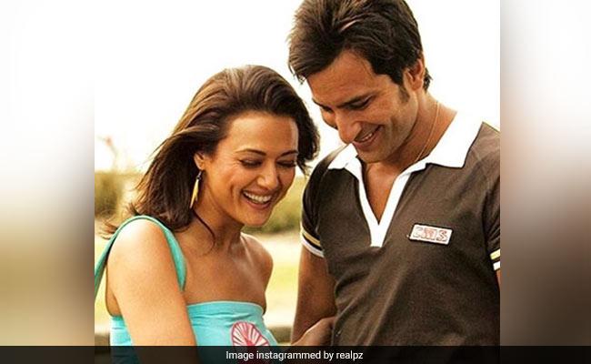 '100 Percent Original Nut': Preity Zinta Describes Her 'Funniest' Co-Star Saif Ali Khan