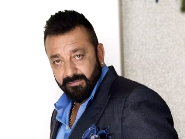 Sanjay   Dutt Admitted In Hospital
