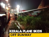 Video : Air India Express Plane Skids Off Runway, Passengers Evacuated