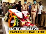 Video : Pilot Of Kerala Plane Crash Cremated With State Honours In Mumbai