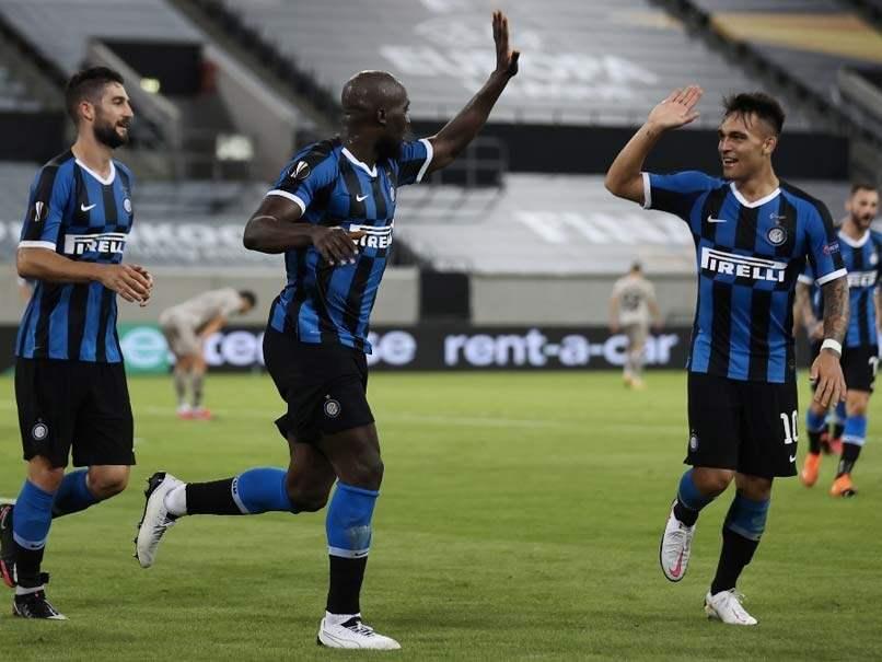 Romelu Lukaku, Lautaro Martinez Fire Five-Star Inter Milan Into Europa League Final