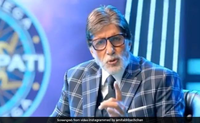 Kaun Banega Crorepati 12 Promo: Amitabh Bachchan Has The Perfect Answer For Every 'Setback'