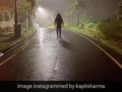 कपिल शर्मा ने शेयर की Mysterious Photo, मार्निंग वॉक के समय खींची थी ये तस्वीर