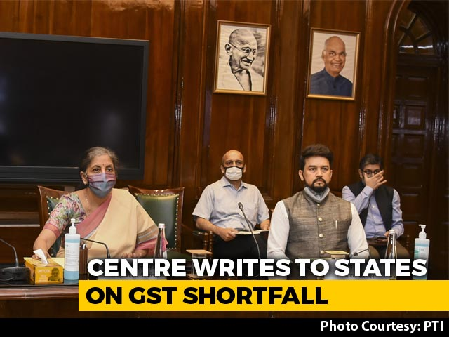 """Video : Will Pay GST Arrears Despite Losses Due To """"Act Of God"""": Centre To States"""