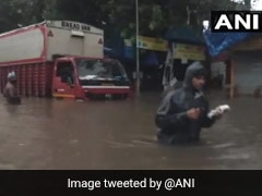 Mumbai Rain LIVE Updates: Heavy Rain Leads To Waterlogging; Offices Shut, Trains Stopped