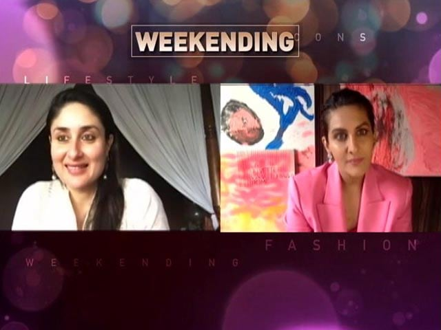 Kareena Kapoor On Her Dreamy Wedding Outfit, Advice To Married Couples And More
