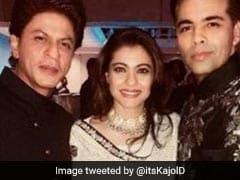 काजोल ने Friendship Day के मौके पर शाहरुख खान और करण जौहर को यूं किया विश, Tweet हुआ  वायरल