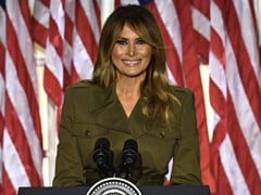 "New Book ""Melania And Me"" Feeds Speculations About First Lady"