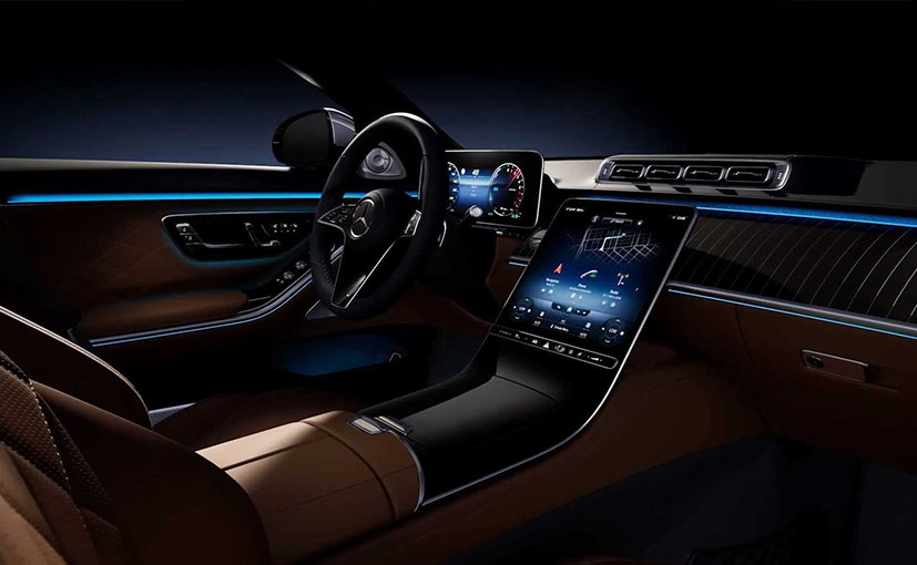 The new-generation Mercedes-Benz S-Class will make its debut on September 2.