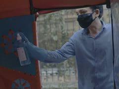 कोरोनावायरस महामारी: CEAT ने ऑटो चालकों को सुरक्षा और स्वच्छता किट दिए