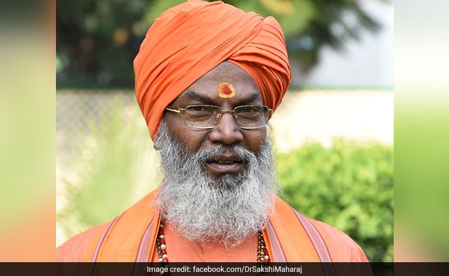 BJP MP Sakshi Maharaj Receives Death Threat From Pak Number