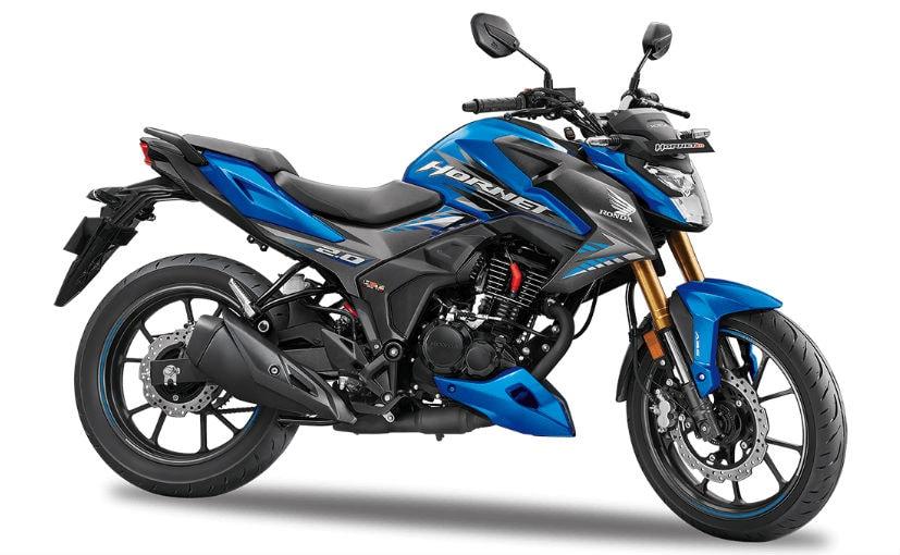 The Honda Hornet 2.0 is priced at Rs. 1.27 lakh (ex-showroom, Delhi)