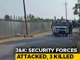 Video : 2 CRPF Personnel, 1 Cop Killed In Terror Attack In J&K's Baramulla