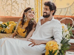 How Miheeka Bajaj And Rana Daggubati's Other Friends Attended The Socially-Distanced Wedding