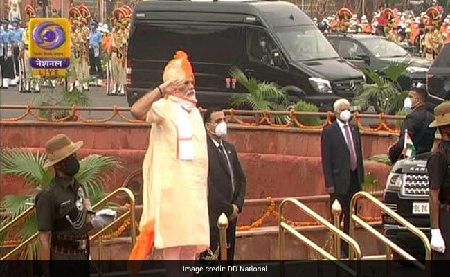 Independence Day 2020: PM Modi, Ministers Greet Nation On Social Media
