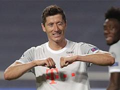 Champions League Winner Robert Lewandowski Named On Shortlist For Best FIFA Men's Player Award