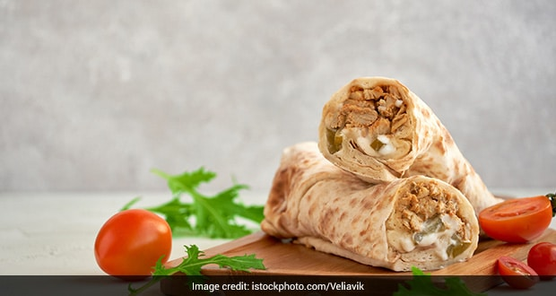 This Low-Fat Shawarma Is All You Need To Satiate Your Chicken Cravings
