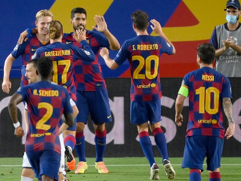 Champions League: Lionel Messi Inspires Win Over Napoli But Barcelona Will Need More Against Bayern Munich