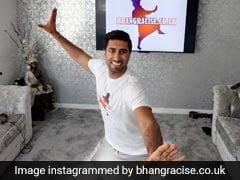 UK PM Honours Indian-Origin Dancer For Online <i>Bhangra</i> Classes Amid Lockdown