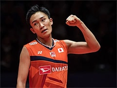 Badminton Star Kento Momota Sparks Stampede With Coaching Offer