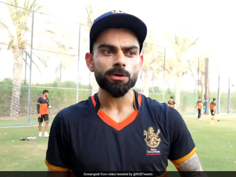 """""""Was Pretty Scared"""": Virat Kohli On Resuming Training After Five Months"""