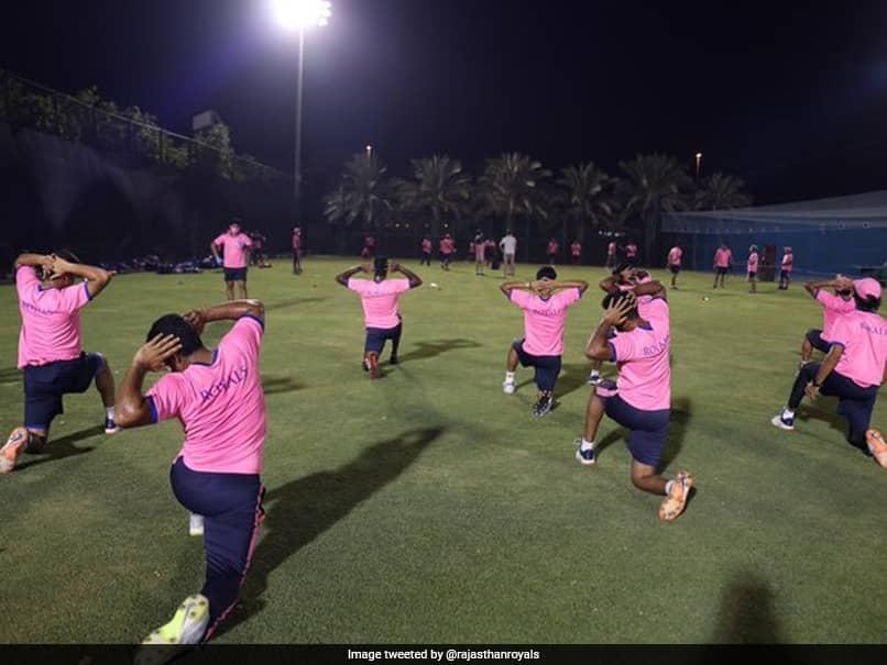 IPL 2020: Rajasthan Royals, Kings XI Punjab Players Train At Night After Completing Quarantine In UAE