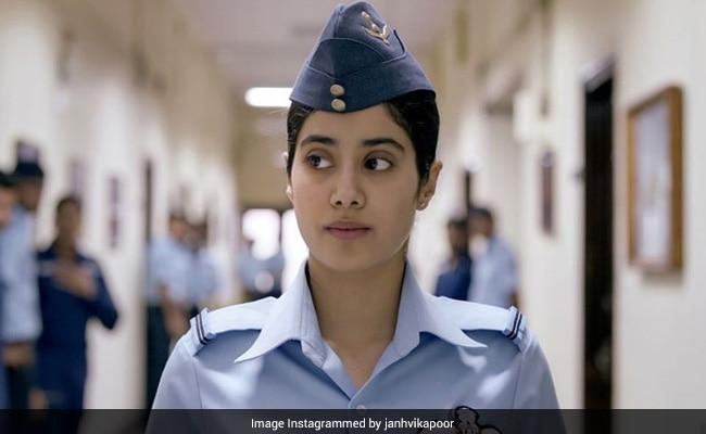 Janhvi Kapoor Shares Best Memories From The Sets Of Gunjan Saxena The Kargil Girl