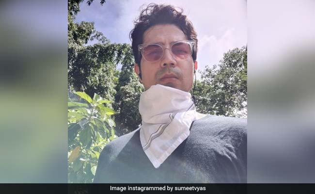 """When New Dad Sumeet Vyas Got A """"Reality Check"""" From His 2-Day-Old Son"""