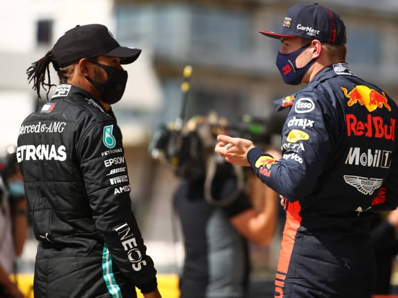 Lewis Hamilton Welcomes Max Verstappen Title Fight As Red Bull Rise To The Challenge