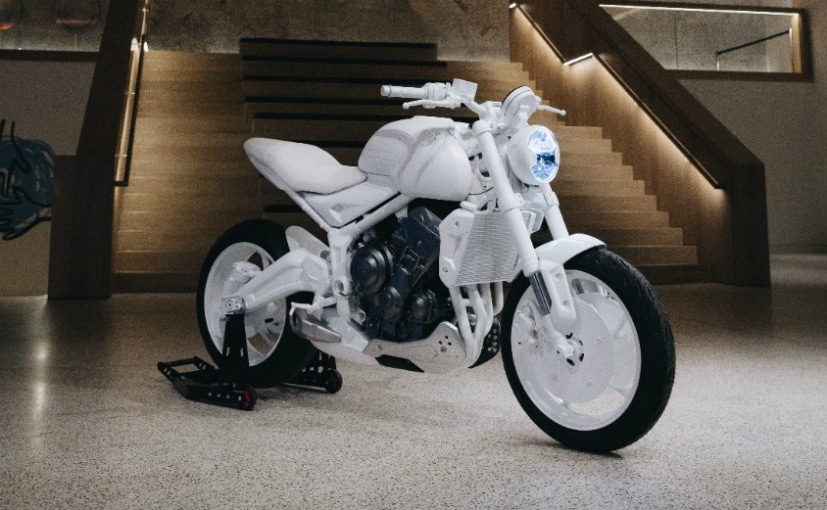 The Triumph Trident design prototype is expected to be priced around Rs. 6.5 lakh