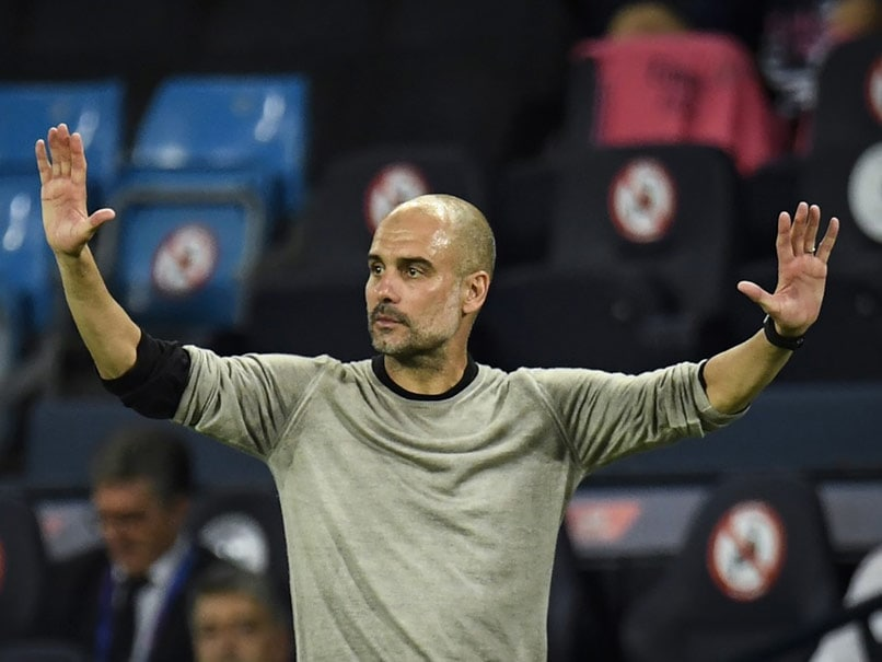 """""""No Second Chance"""": Pep Guardiola Warns Manchester City Of Lyon Shock In Champions League"""
