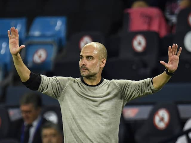 """No Second Chance"": Pep Guardiola Warns Manchester City Of Lyon Shock In Champions League"