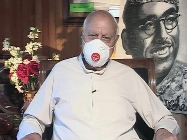 "Video : ""This Is Not Mahatma Gandhi's India"": Farooq Abdullah On Detention After Centre's J&K Move"