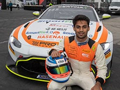 Akhil Rabindra Signs Up With Aston Martin Racing Academy For Second Year