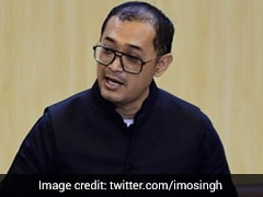 Congress Expels Manipur MLA From Party For 6 Years