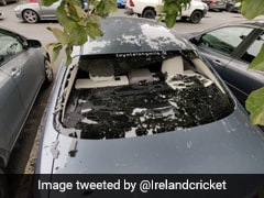 """""""What Ever Happened To The 'Luck of the Irish'?"""": Kevin O'Brien Smashes His Own Car Window With Massive Six"""